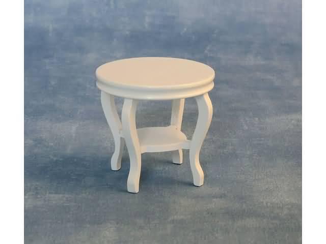 Sa df witte ronde tafel