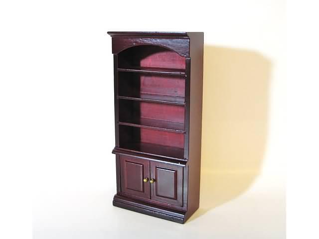 boekenkast mahonie